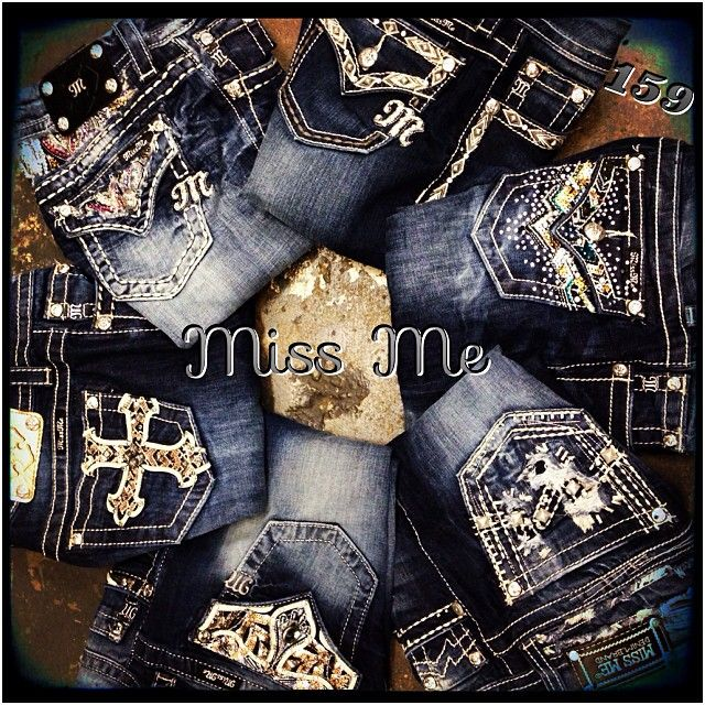 Find These At Missme.com And Some Western Stores Near You!