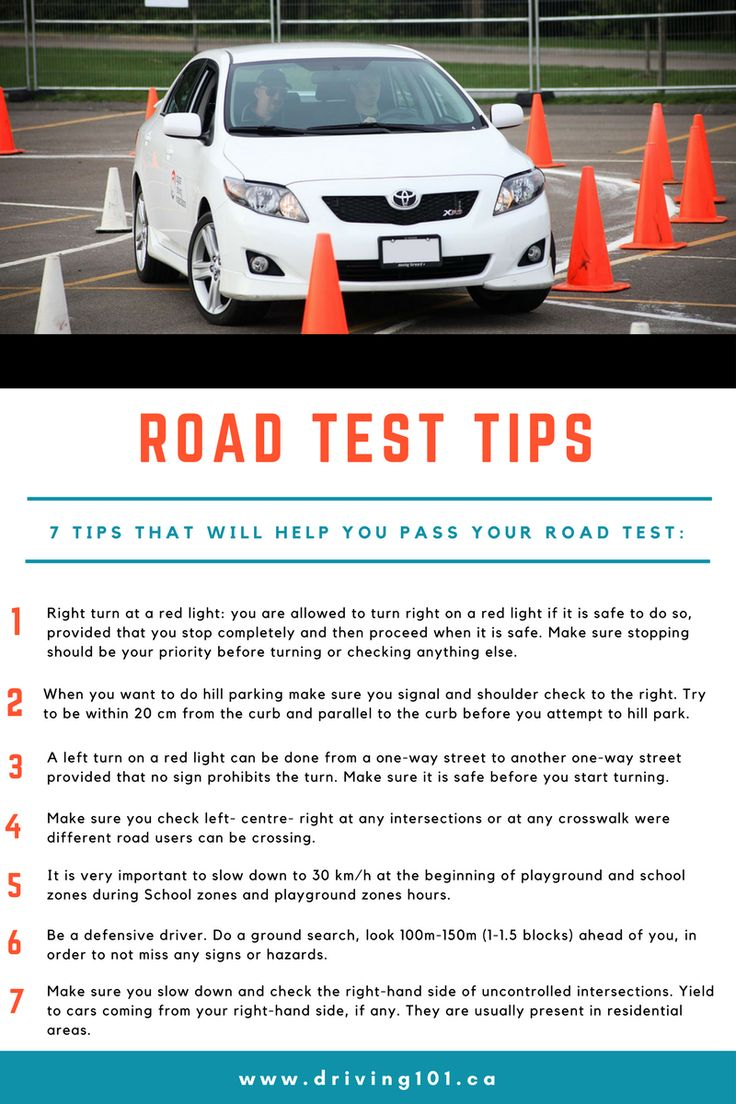 Driving School Car For Road Test Ct