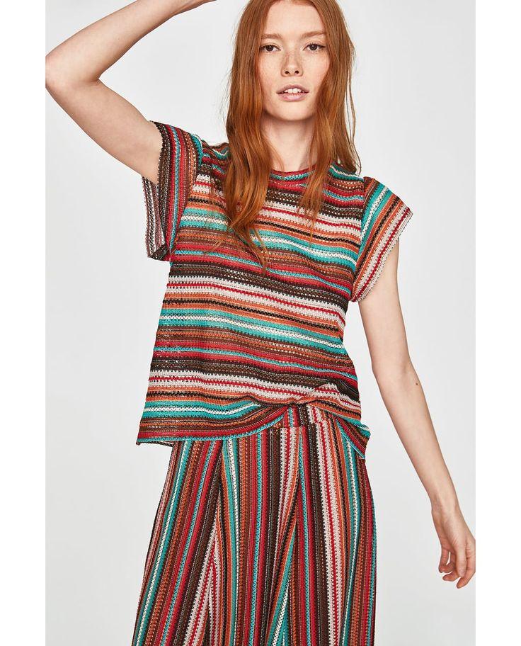 Women's Knitwear   New Collection Online   ZARA United States