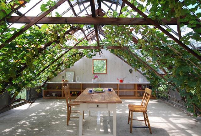 Et si votre toiture devenait votre terrasse ? Akio Kamiya.