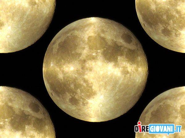 Titolo: Gioco di lune Descrizione: Immagine scattata con Fujifilm HS50exr, immagine senza giunzioni Nome dell'Autore: Osvaldo Loiacono