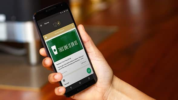 Mobile Applications | Starbucks Coffee Company