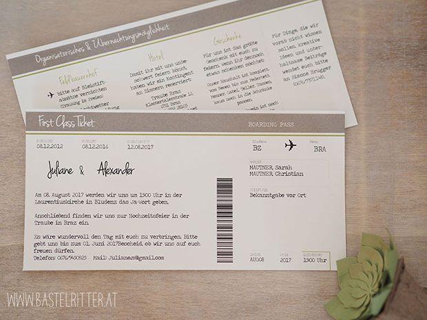 39 besten Hochzeit Einladung Bilder auf Pinterest