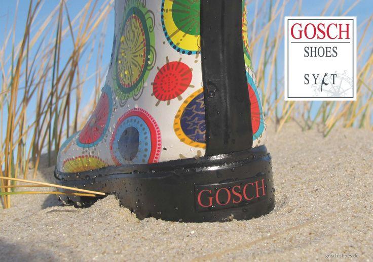 Gosch Shoes Gummistiefel #gosch #shoes #gummistiefel #sylt #sommer #bunt