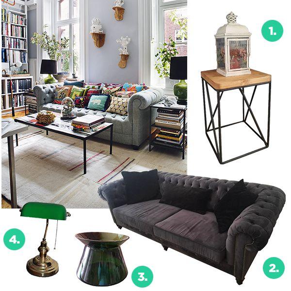 Modern mobilyalar ve şehirli salonlar, oturma odaları. Modern furniture, living room