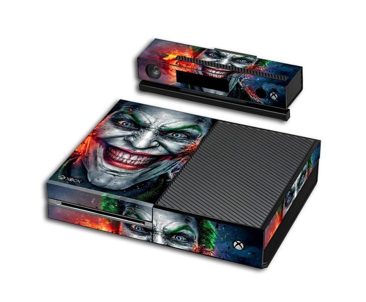 THE JOKER XBOX ONE SKIN Vinyl Decal Console Sticker Injustice Batman 126: THE JOKER XBOX ONE SKIN Vinyl Decal Console Sticker… #OnlineMarket