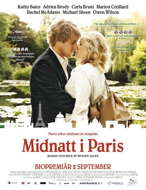 Watch Midnight in Paris Full Movie Online