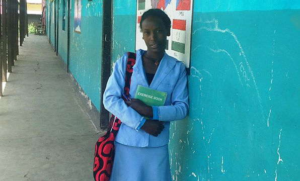 Scholarship: This scholarship will give a girl aged 15-18 from an isolated rural area in Ethiopia the chance to attend high school in the city. The gift covers board, textbooks and basic household expenses for a school year.