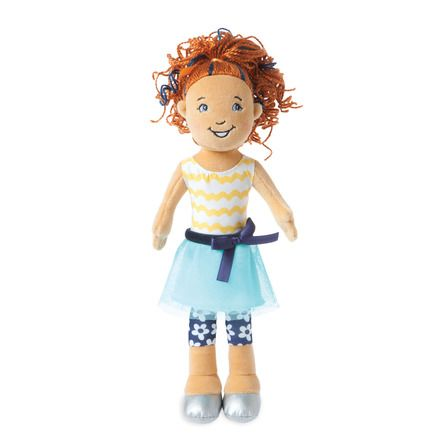 """From our award winning Groovy Girls collection, this soft doll features embroidered facial features and hands. Outfit is removable and attaches with a Velcro-like closure on back. Groovy Girls appeal to every little girl's sense of self-identity and individualism. Doll measures 13"""" tall"""