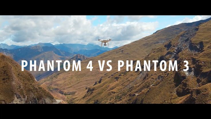Differences Between the Dji Phantom 4 and Dji Phantom 3 (Professional/Advanced/Standard) - http://dronewithcamera.store/differences-between-the-dji-phantom-4-and-dji-phantom-3-professionaladvancedstandard/