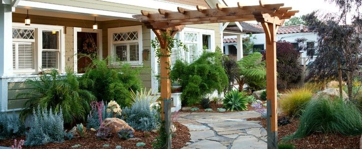 295 Best Images About Drought Tolerant Gardens On