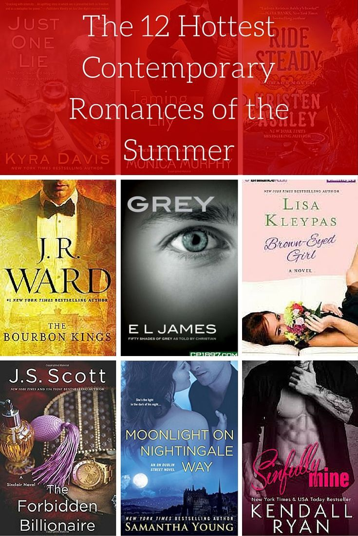 The 12 Hottest Contemporary Romances Of Summer 2015: These Were The Hottest  Romance New Releases