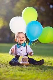 Resultado de imagen para sesion de fotos de niños con globos