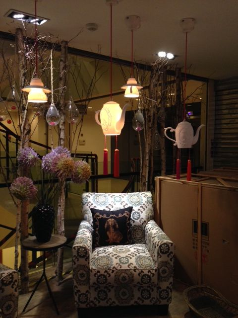 MC2 Ceramic Decor Lamp at House of Heddy, Shanghai!    www.topchoice.com.hk