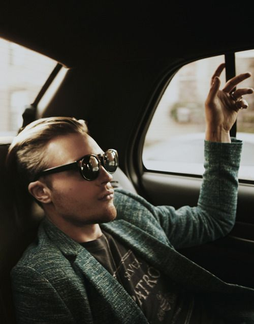 Michael Pitt for Velour Magazine