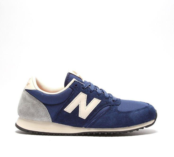 new balance u420 bleu femme