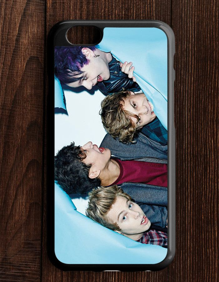 5 Second Of Summer iPhone 6   6S Case