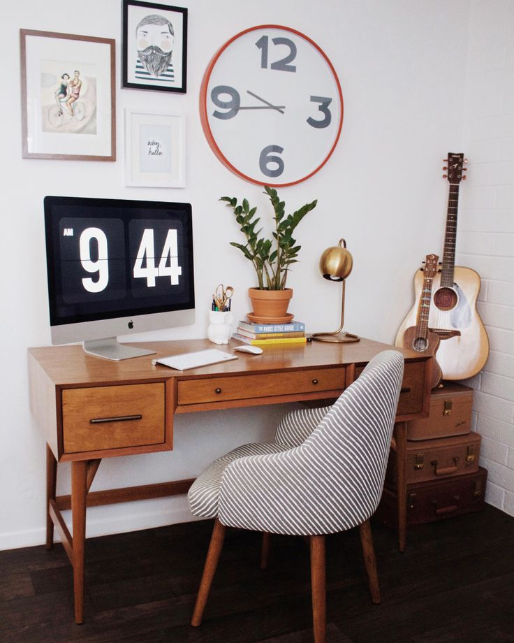 Is West Elm Furniture Good Quality: West Elm Chair, Desk, Lamp (old