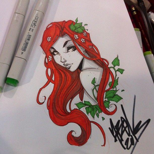 """""""Poison Ivy"""""""