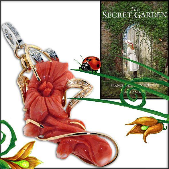 Il Giardino Segreto - Silvia Kelly Jewels -