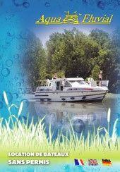 Aqua fluvial location bateau sans permis sur le canal du nivernais    - accueil