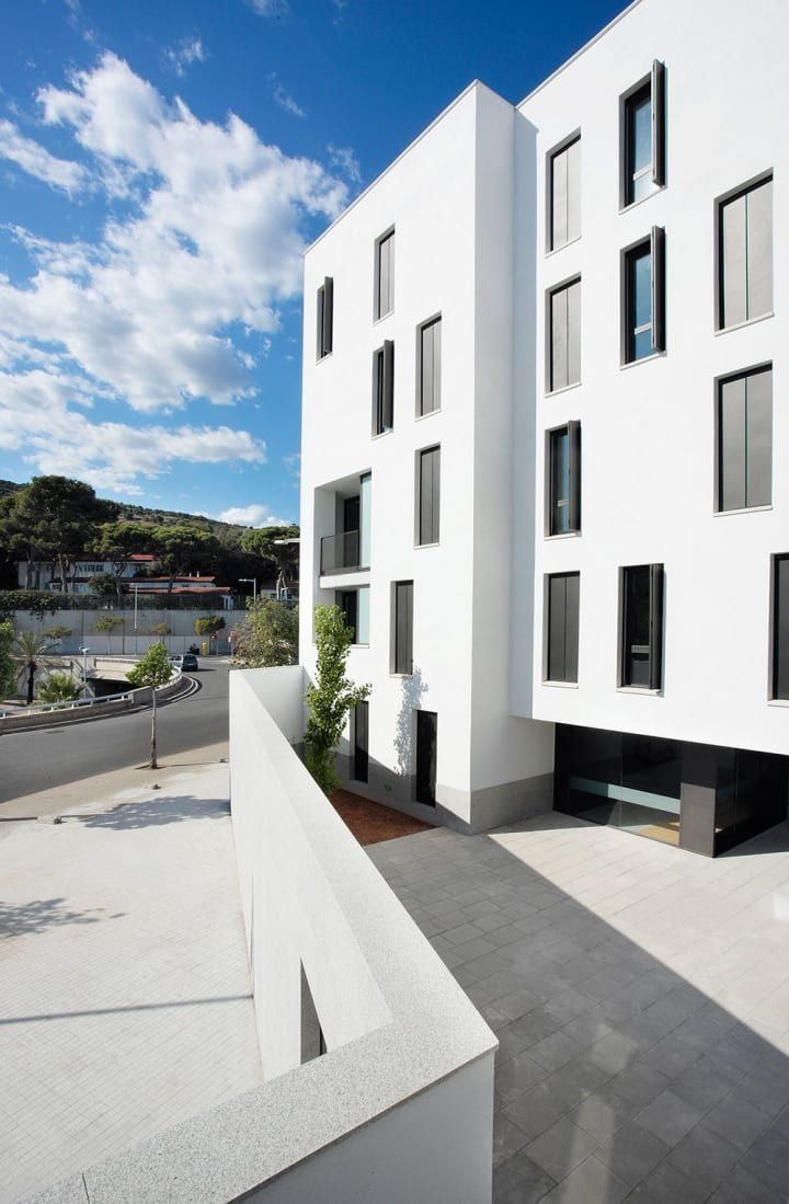 276 best Housing images on Pinterest | Residential architecture ...