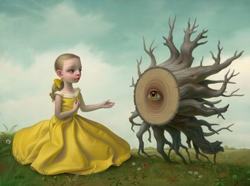 surreal eye art - Yahoo Image Search Results