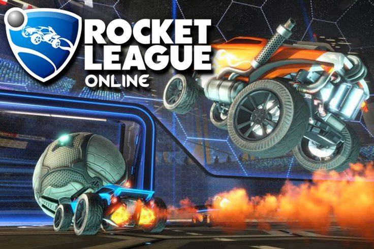 Rocket League Online first time playing, Forfeit Victory