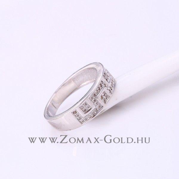 Tossa gyűrű - Zomax Gold divatékszer www.zomax-gold.hu