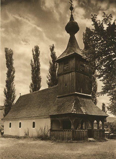 Nadasa - Biserica de lemn