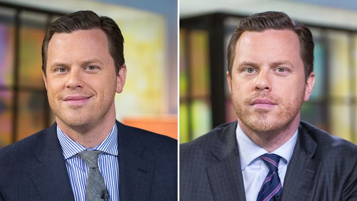 Willie Geist pledges to grow fuller beard this No-Shave November