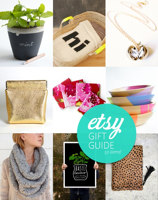 The Ultimate Etsy Gift Guide