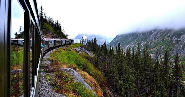From coastal journeys to mountain views, here are seven of the most beautiful trips you can take by train.