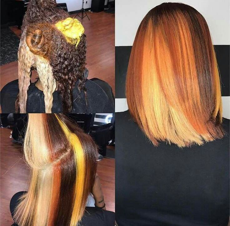 This hair color is so cute @GottaLoveDesss