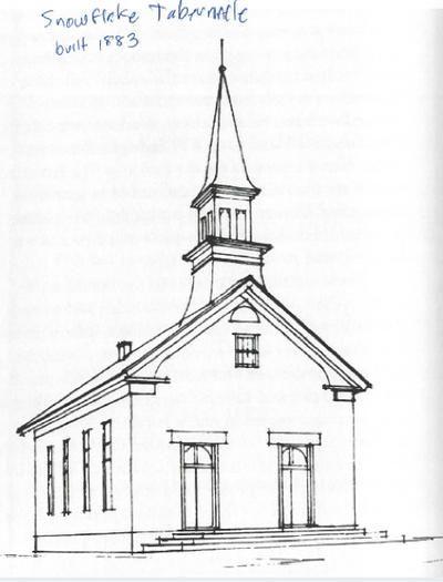 Snowflake Arizona Tabernacle | A look at 60 historic Mormon tabernacles | Deseret News