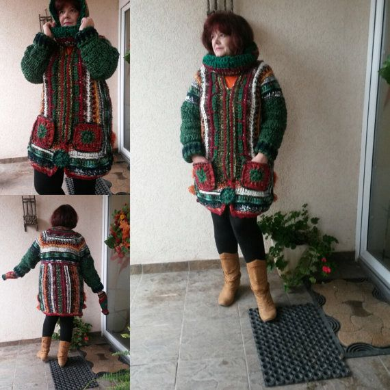 Made to Orderon your measuresCrochet Winter by AnnesMagicCrochet