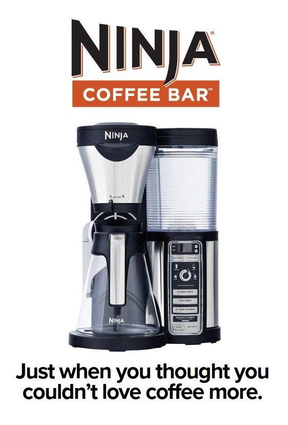 Ninja Coffee Bar logo