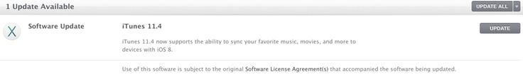 Apple Releases iTunes 11.4 for Mavericks With Support for iOS 8 [Mac Blog] - https://www.aivanet.com/2014/09/apple-releases-itunes-11-4-for-mavericks-with-support-for-ios-8-mac-blog/