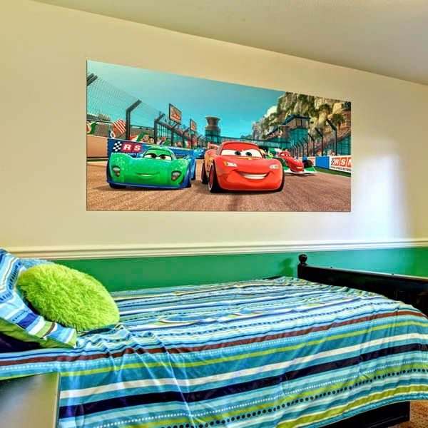 Estas pensando en decorar la habitación infantil y no sabes como hacerlo sin gastar mucho dinero, hoy en fotomurales baratos os presentamos los fotomurales disney panoramicos que podrás encontrar por tan solo 38.25 € más info en http://fotomuralesbaratos.com/2014/10/05/fotomurales-baratos-disney-panoramicos/