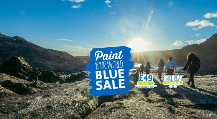 Sale Banner from STA Travel #Web #Banner #Digital #Online #Marketing #Travel #Sale