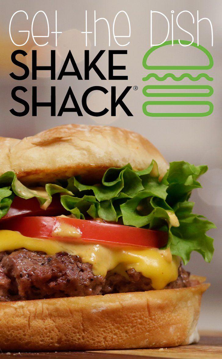 Hack Shake Shack's ShackBurger