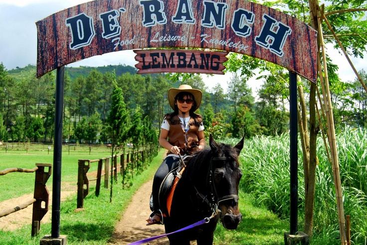 De Ranch Lembang, Bandung