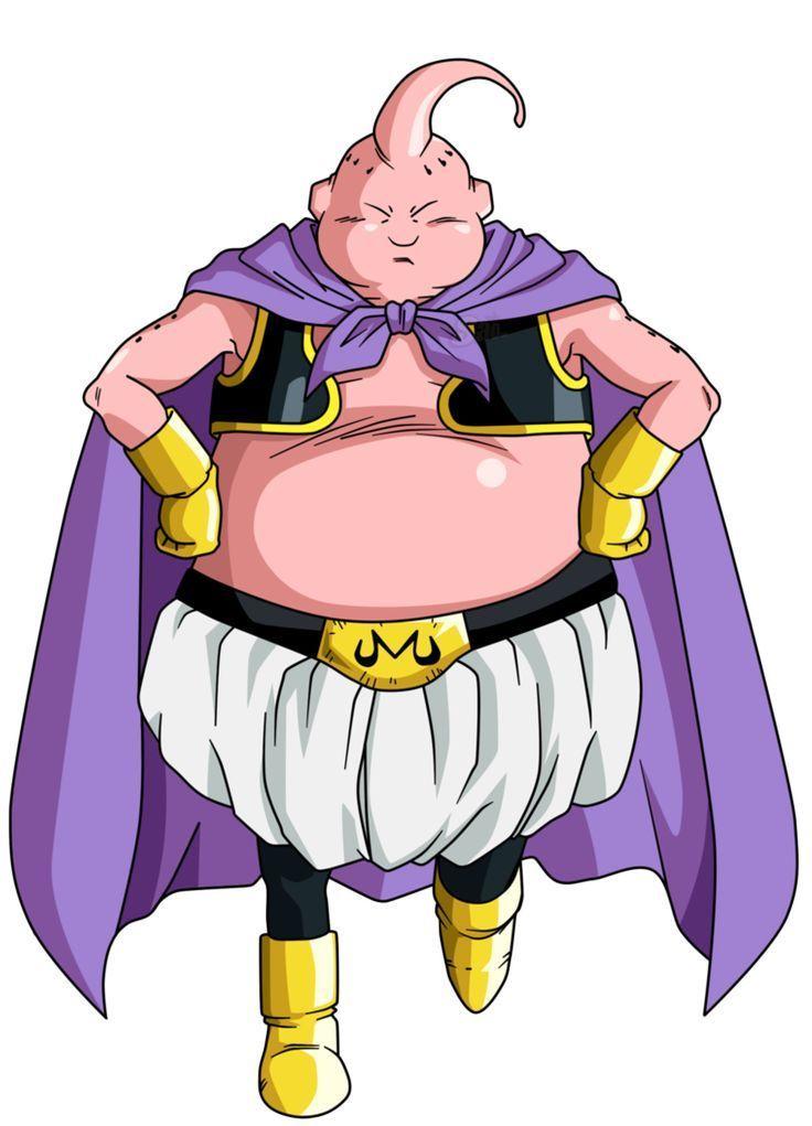 Majin Boo Torneo De Los 12 Universos Dragon Ball Super Majin