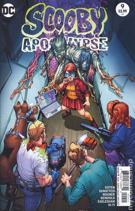 The Owl: Versiunea DC-zată a lui Scooby Doo, Scooby Apocaly...