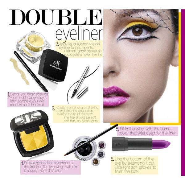 Double Eyeliner, Double the Trouble