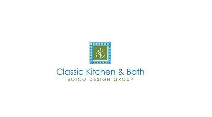 logo for Classic Kitchen and Bath Boico Design Group by Sector Nine Studios
