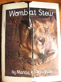 Wombat Stew Lapbook