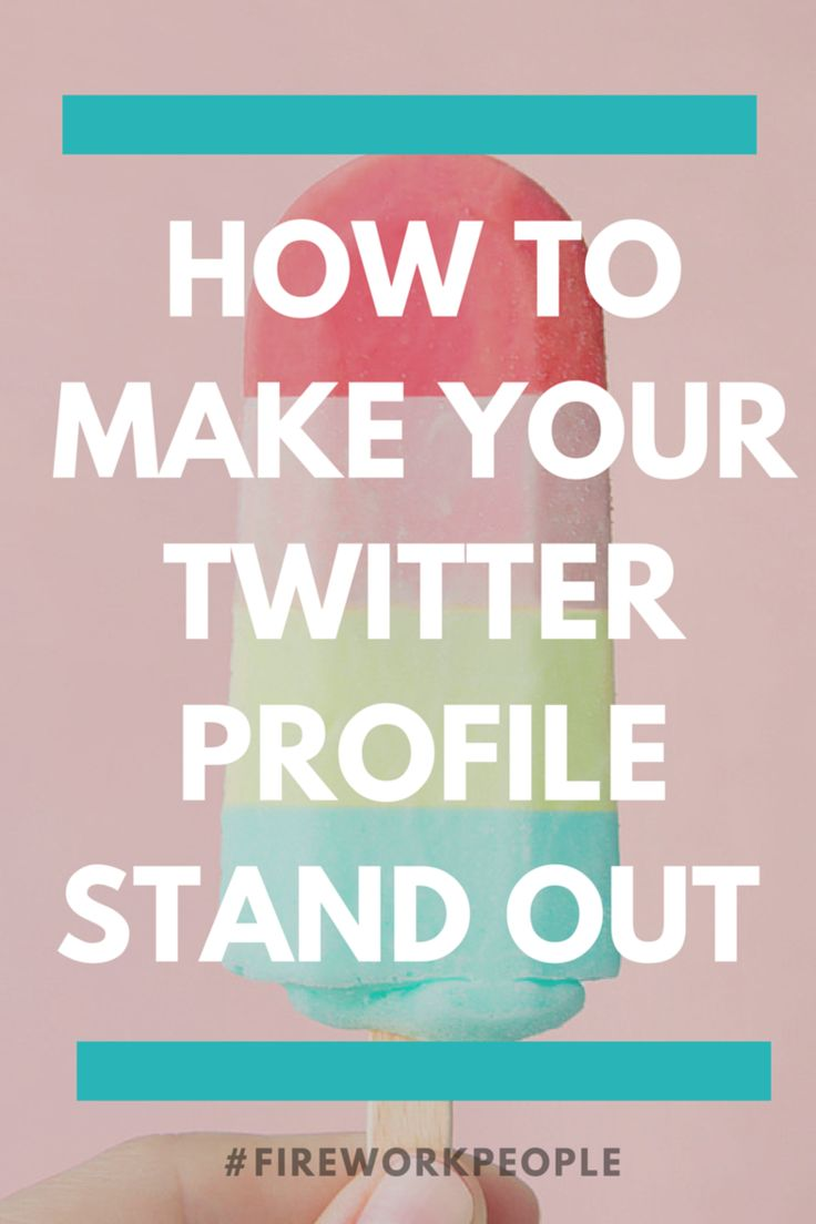 """I am so excited to give you tips to make your Twitter absolutely stand-out  online. You want people to come across you and think, """"Man! I wanna connect  with her!"""" You can set up your profile in such a way that makes you  outstanding, irresistable and reflects the heart of who you are (which is  what makes you obviously magnificent).  Let's jump in!    Get a picture of you that exudes personality.  I hope we don't have to have this conversation, but if you've got the egg  picture on…"""