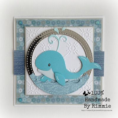 100% Handmade By Rimmie: Walvis #1