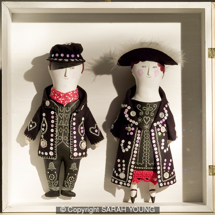 Sarah Young - Pearly Queen and King